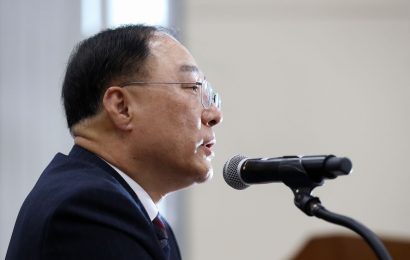 South Korea's Finance Minister Rules Out Further Extra Budgets