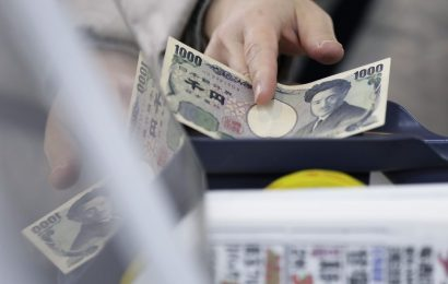 There's a Flood of Japanese Money Rushing Into Dollar Assets