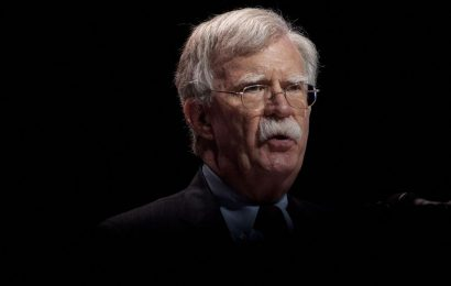 Bolton Says Trump Put Re-Election Ahead of National Security