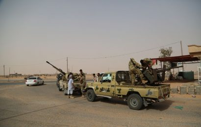 Libya's Future Hinges on a Proxy Standoff in Qaddafi's Home Town