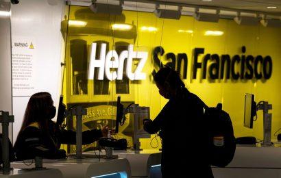 Hertz Halts Plan to Sell 'Worthless' Stock on SEC Scrutiny