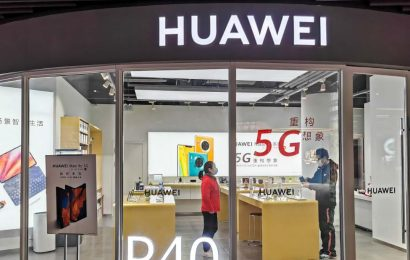 UK will allow Huawei to help build 5G network