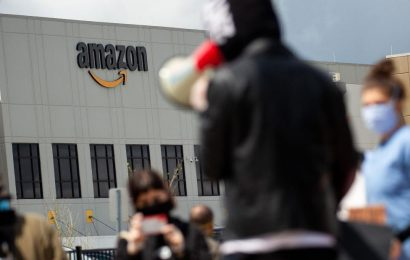 Amazon goes on hiring spree as working conditions under scrutiny