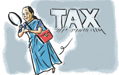 India's tax-to-GDP ratio plunges to a decade low of 9.88%
