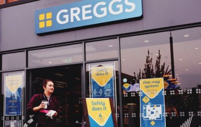 Greggs to reopen 800 stores on Thursday but warns of lower sales
