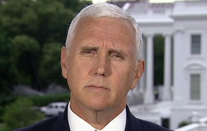 Police reform executive order will be opposite of 'defund the police': Pence