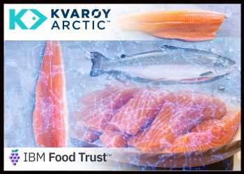Salmon Exporter Kvarøy Arctic Joins Blockchain-based IBM Food Trust Network
