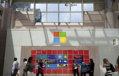 Microsoft Stock Could Break Out to New Highs