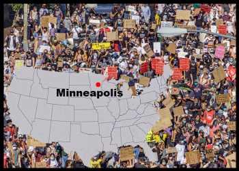 Minneapolis City Council Pledges To Dismantle Police Dept.