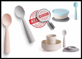 Miniware Teething Spoons Recalled For Choking Risk