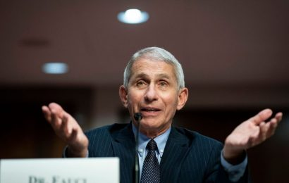 "Dr. Anthony Fauci: ""I Would Not Be Surprised If We Go Up To 100,000 [New Cases] A Day; Clearly We Are Not In Total Control"""