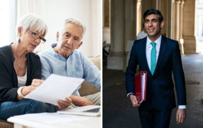 Pension tax relief may be on the agenda ahead of autumn budget – will Rishi Sunak act?