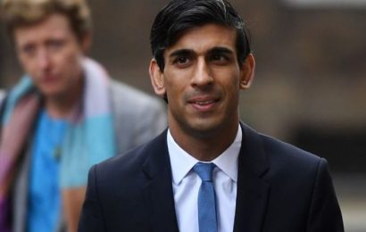 Millions of taxpayers excluded from Rishi Sunak's support measures