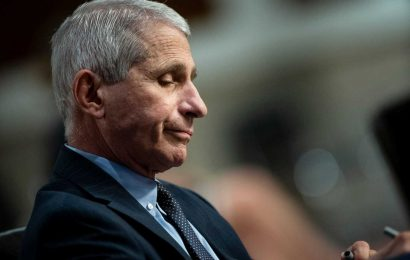 Dr. Fauci Says U.S. Isn't Doing Well In The Coronavirus Fight: 'We're Just Not'