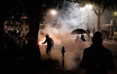 Federal Agents In Portland Used Tear Gas Against Protesters, Police Say