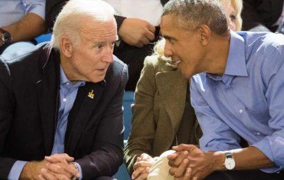 Obama And Biden Release 'Socially Distanced Conversation' Video