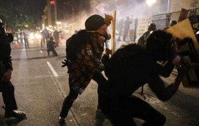 Federal Officers To Depart Portland After Weeks Of Violent Clashes With Protesters