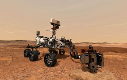 Nasa to launch alien-hunting robot to Mars on Thursday – a week after China launched THREE of its own