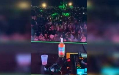 """Gov. Andrew Cuomo Fumes After Chainsmokers """"Drive-In"""" Concert Looks More Like SRO"""
