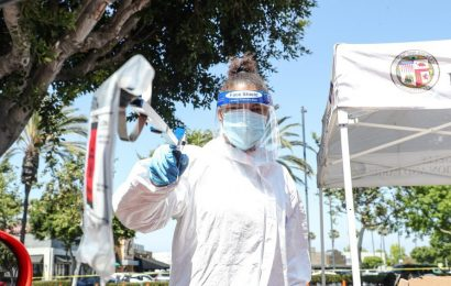 California Coronavirus Update: New Case Average Up 295 Percent In Past Month, Now Regularly Near All-Time Highs