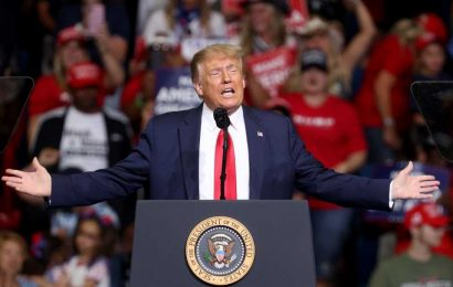 Trump Campaign Cancels Alabama Event Weeks After Tulsa Mess & Aimed at Thwarting Ex-Aide: Reports