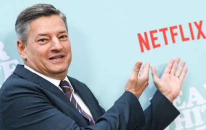 Netflix Ups Ted Sarandos To Co-CEO; Product Chief Greg Peters Adds COO Title