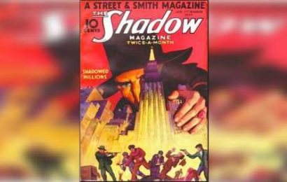 James Patterson, Condé Nast Reviving The Shadow In New Original Book Series