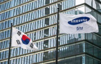 Samsung expects demand for mobile devices to recover gradually in next half of the year