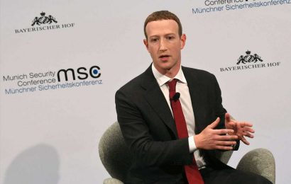 Zuckerberg says there's 'no end in sight' for Facebook employees working from home
