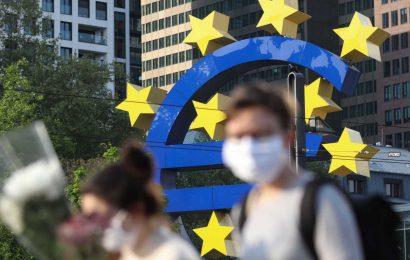 European equities higher ahead of euro zone GDP numbers; Nokia up 10%