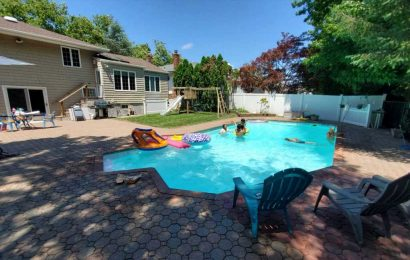 Desperate for a pool? You can now rent a private one by the hour