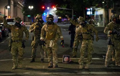 Judge blocks federal officers from targeting journalists in Portland anti-racism protests