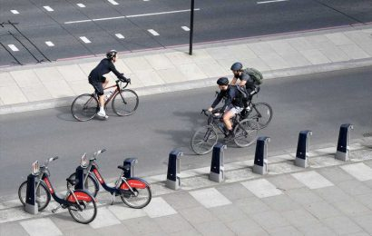 UK government to encourage doctors in England to prescribe bikes for patients
