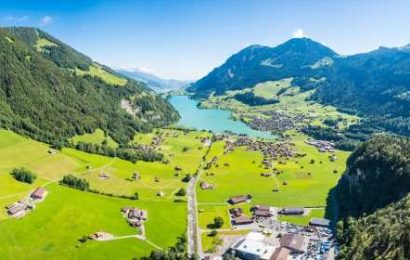 Starting at $500,000: A Swiss Mountain Vault for Storing Riches