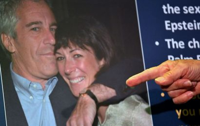 New Documents Show Jeffrey Epstein Contacts With Ghislaine Maxwell