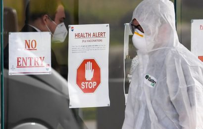 Winter Virus Surge Down Under Shows Europe, U.S. What May Come