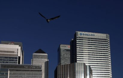 Banks Are Ditching London Offices and Not Just Because of Covid-19