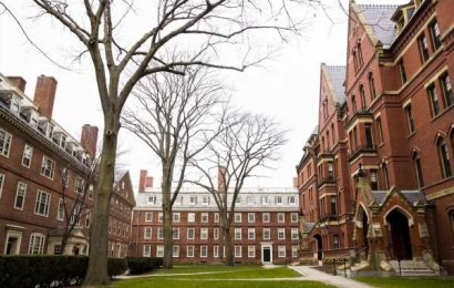Harvard Is 'Flooded' With Worries of Students Barred From U.S.