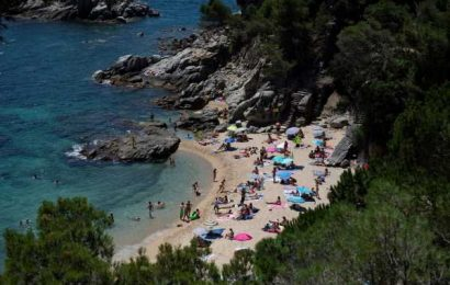 Saudi Mountains, Crimean Beaches Beckon for Covid Staycations