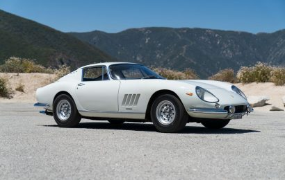 A $3 Million Ferrari Tests a World Without the Pebble Beach Auctions