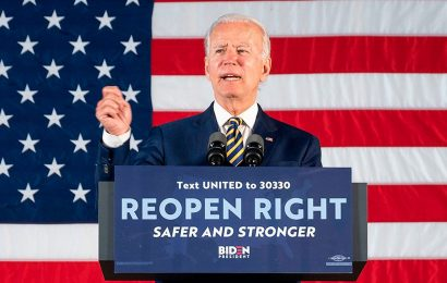 Trump Looks to Goad Biden Into Blowing Lead With a Debate Gaffe