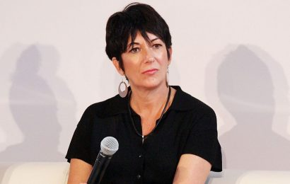 Ghislaine Maxwell and U.S. in Battle Over Naming of Her Accusers