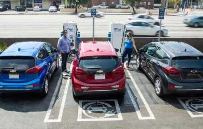 Electric vehicles could break through the coronavirus crisis