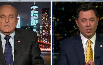 Giuliani hammers 'stupid,' 'communist' de Blasio, says Black Lives Matter 'is not a benign organization'