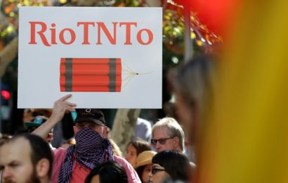 Rio Tinto chief says he 'fully respects' Indigenous academic after her rebuke of Juukan Gorge debacle