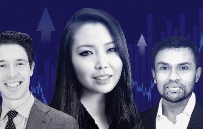 Meet 2019's Rising Stars of Wall Street from firms like Goldman Sachs, Blackstone, and Apollo shaking up investing, trading, and dealmaking