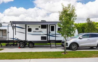 A guide to the 8 types of RV explained, from Class A to camper vans