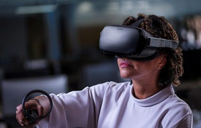 New Oculus features will help Facebook deepen VR's social capabilities