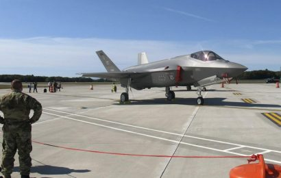 Lockheed Martin boost sales forecast as Pentagon amps up contract awards