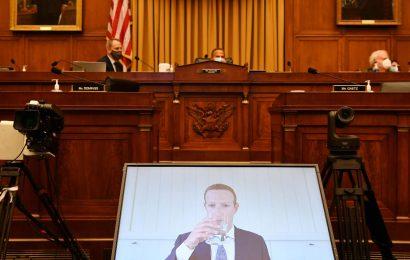 Zuckerberg doesn't recall 'threatening' Instagram conversations